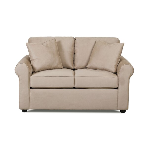 Meagan Loveseat by Wayfair Custom Upholstery™