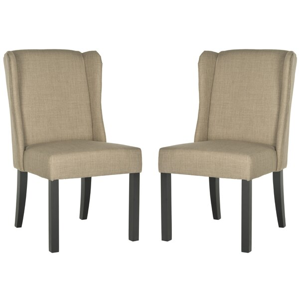 Charlottesville Side Chair (Set of 2) by Alcott Hill