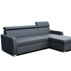 Ecksofa Smart mit Bettfunktion von Inters