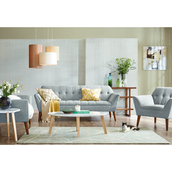 Gaeta Configurable Living Room Set by George Oliver