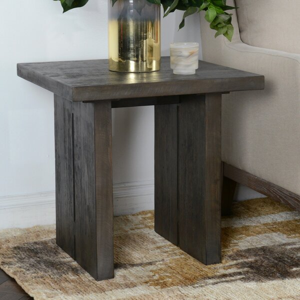Ivar End Table by Gracie Oaks