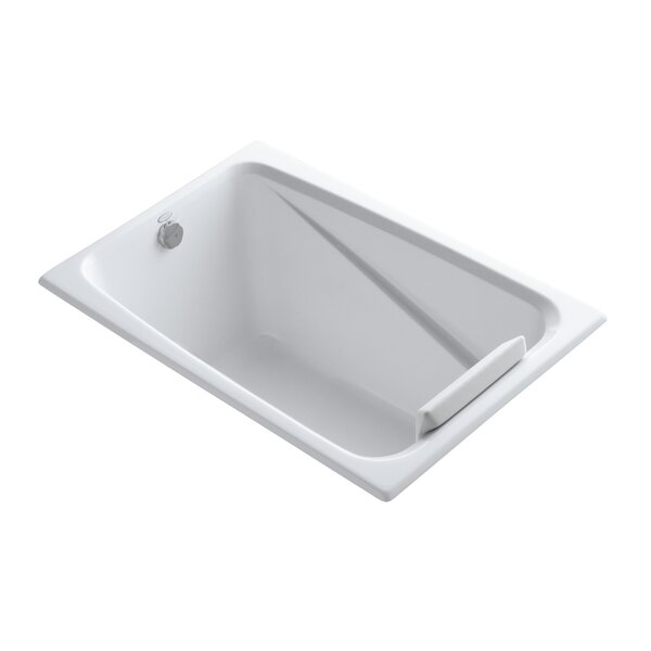 Greek 48 x 32 Drop-in Soaking Bathtub by Kohler