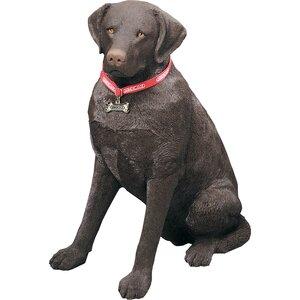 Life Size Large Labrador Retriever Statue
