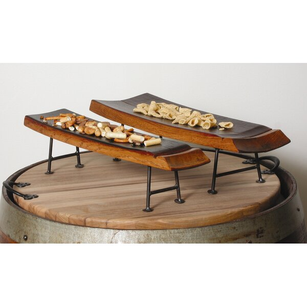 Mini Stave Platter by 2 Day Designs, Inc