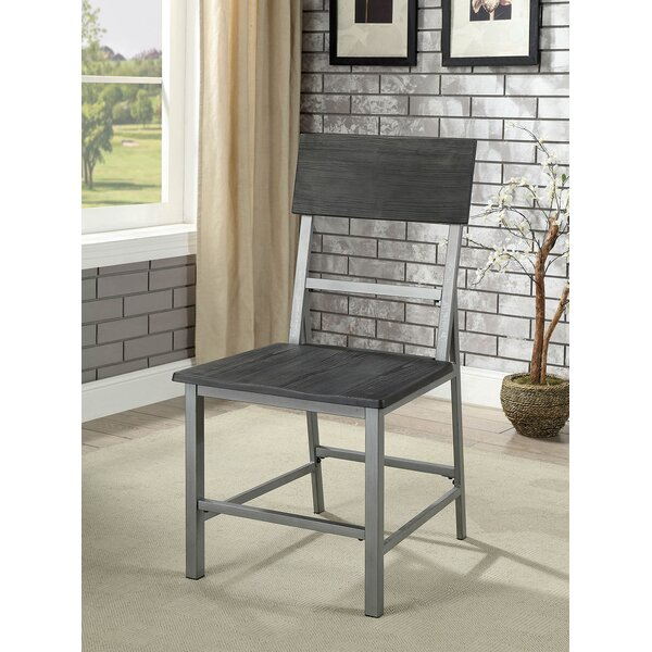 Alysia Dining Chair (Set of 2) by Gracie Oaks