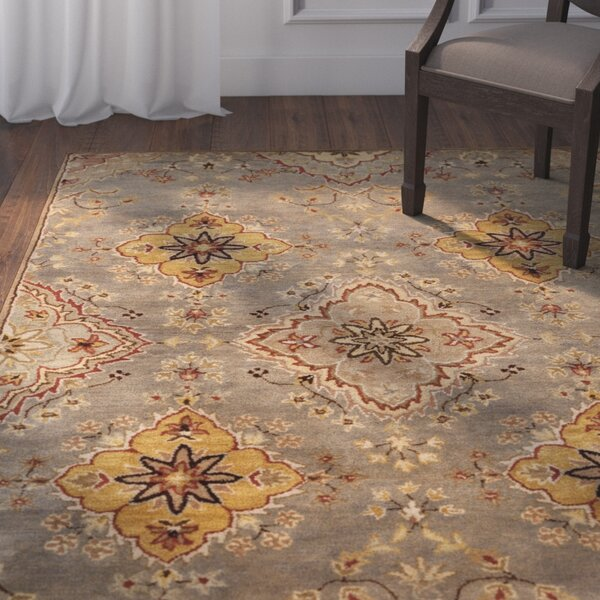 Ponce Gold Rug by Astoria Grand