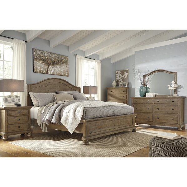 Trudy Panel Configurable Bedroom Set by Greyleigh