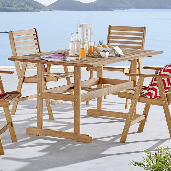 Sharice 5 Piece Dining Set by Highland Dunes