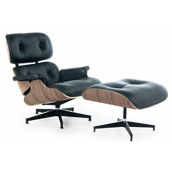 Toucha Swivel Lounge Chair by Brayden Studio