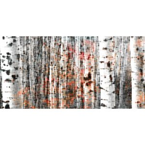 'Tree Ski' by Parvez Taj Painting Print on Wrapped Canvas by Union Rustic