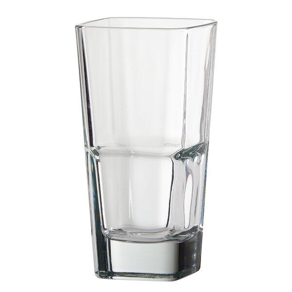 Litchfield 12 0z. Highball Glass (Set of 4) by Greyleigh