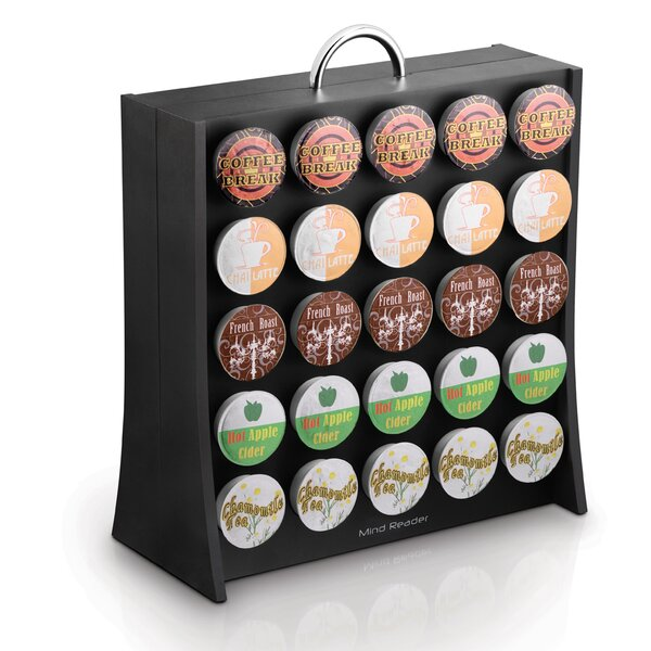 50 Capacity K-Cup Display Rack by Mind Reader
