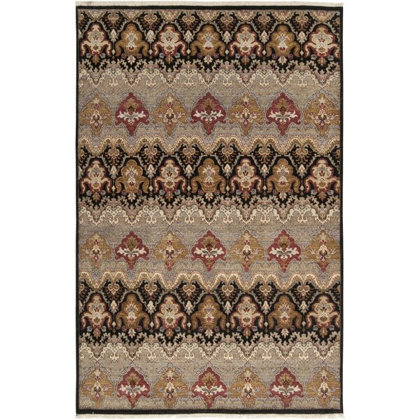 Cady Sepia Area Rug by Bloomsbury Market