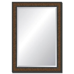 Tangletown Fine Art Accent Wall Mirror with Frame