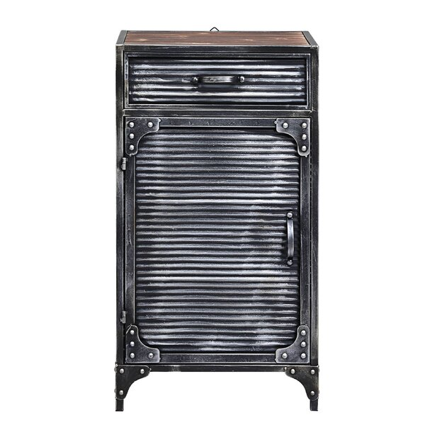 Roseberry 1 Door Accent Cabinet by Williston Forge