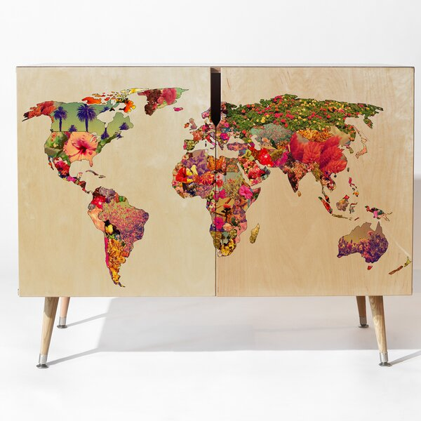 It's Your World Accent Cabinet by East Urban Home
