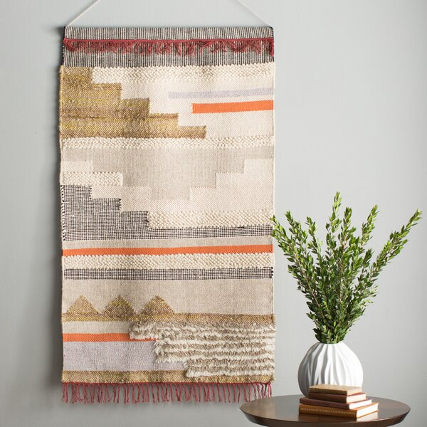 Hand Woven Wall Hanging by Corrigan Studio