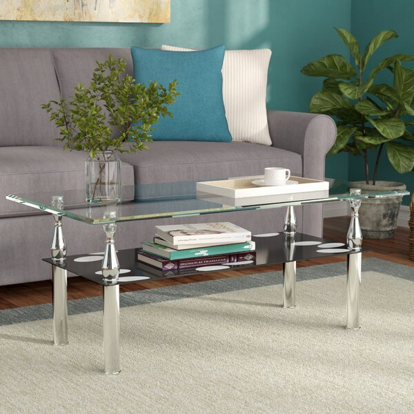 Churchill Coffee Table by Andover Mills