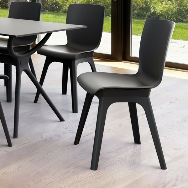 Vivian Patio Dining Chair (Set of 2) by Wrought Studio