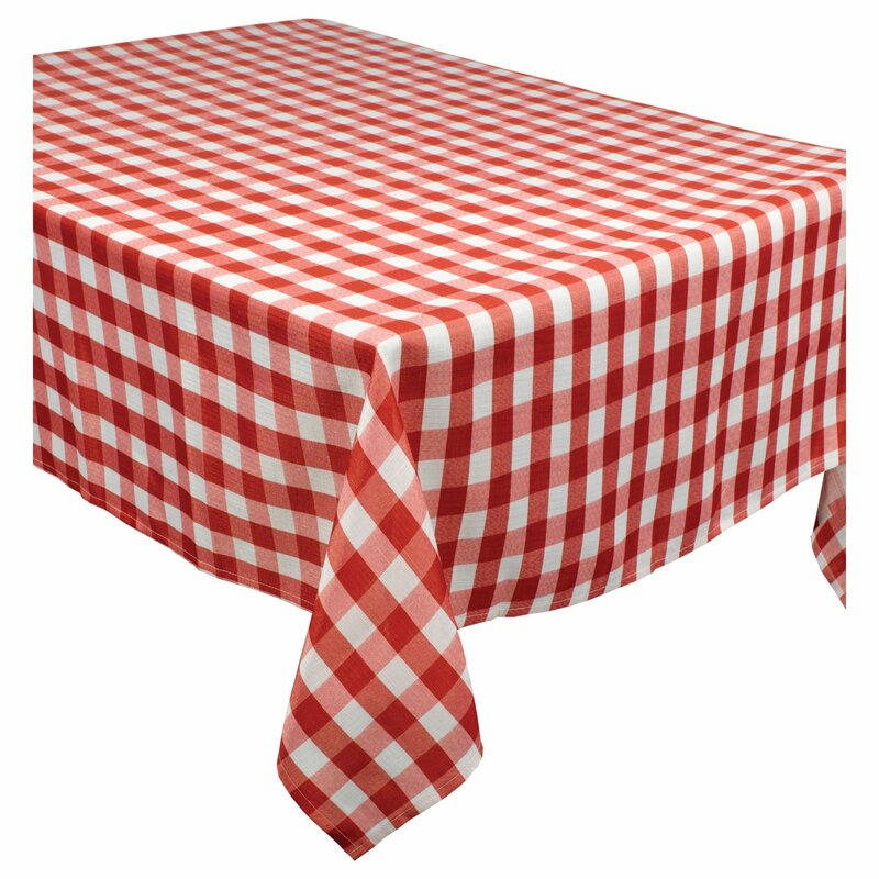 Amscan Checkered Tablecloth Wayfair