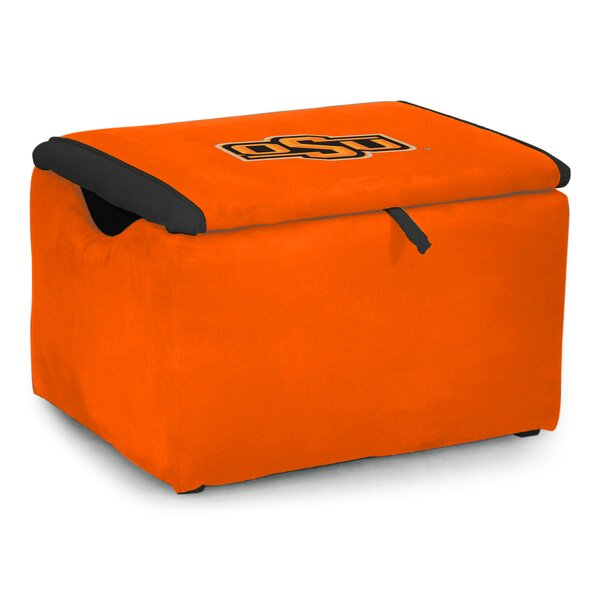 All American Collegiate Toy Storage Bench by Kidz World