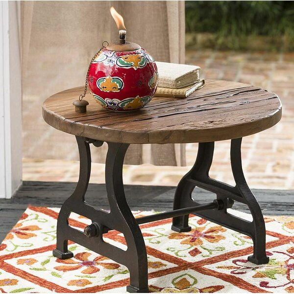 Birmingham End Table By Plow & Hearth