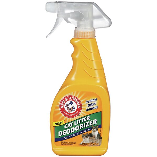 Cat Litter Deodorizing Spray (Set of 8) by Arm & Hammer®