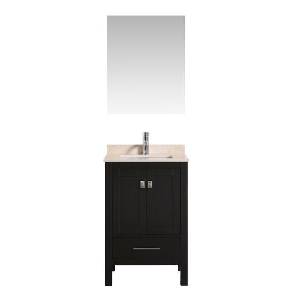 Khadijah 24 Single Bathroom Vanity Set by Red Barrel StudioKhadijah 24 Single Bathroom Vanity Set by Red Barrel Studio