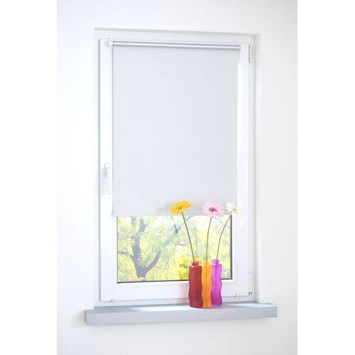 Springrollos Blickdicht ClearAmbient Größe: 150 L x 100 B cm| Farbe: Weiß | Heimtextilien > Jalousien und Rollos > Springrollos | ClearAmbient