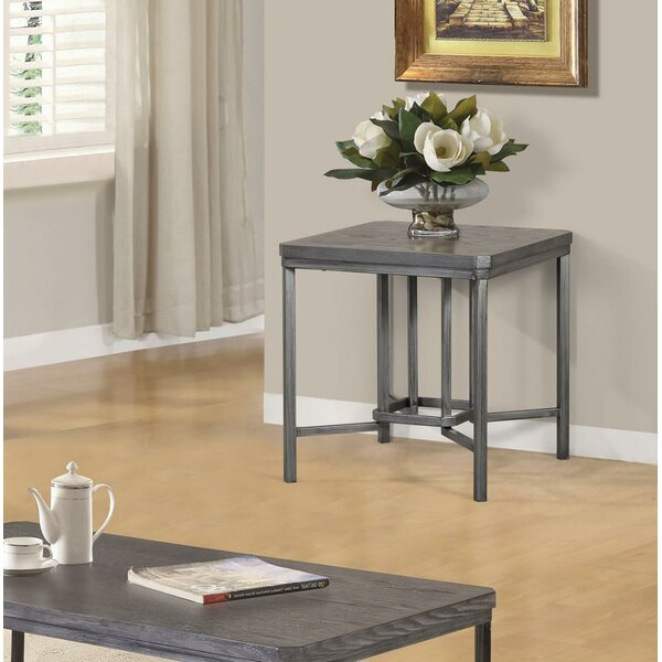 Albro End Table by Williston Forge