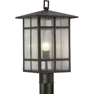 Price comparison Rockmill 1-Light Lantern Head By Three Posts