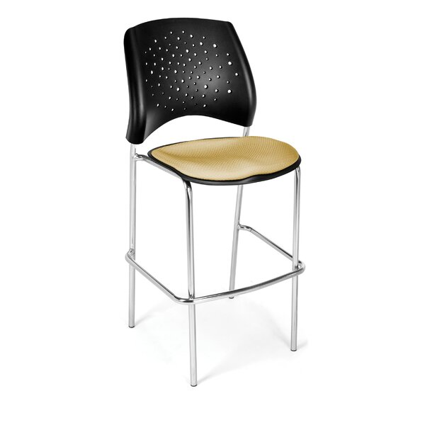 Stars and Moon 31.25 Bar Stool by OFM