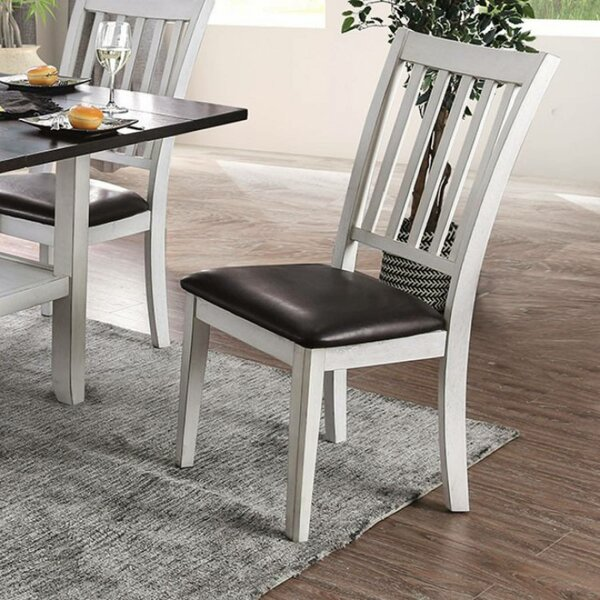Hinkle Upholstered Dining Chair (Set of 2) by Breakwater Bay