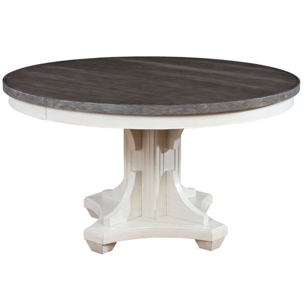 Georgetown Round Dining Table by Beachcrest Home