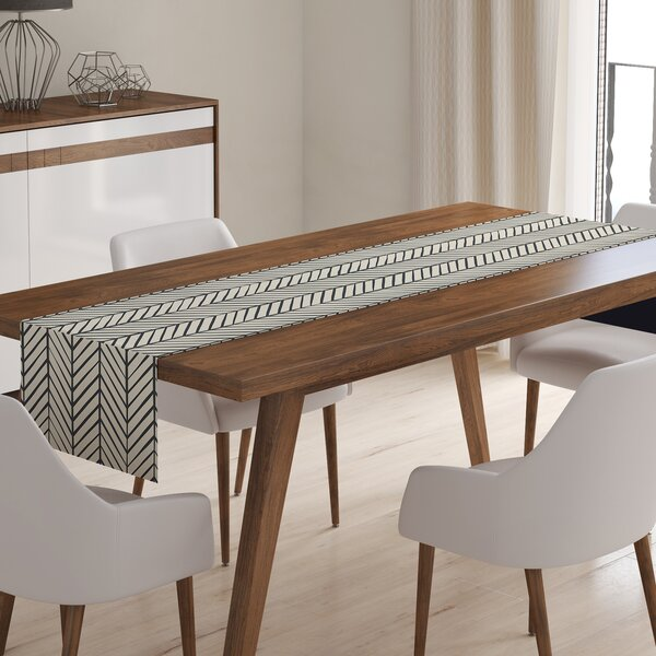 Diana Table Runner by Bloomsbury Market