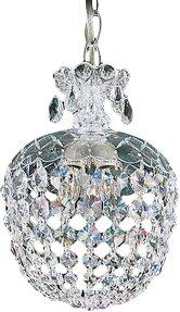Olde World 3-Light Crystal Pendant by Schonbek