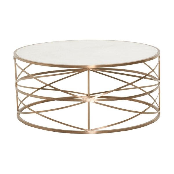 Agustin Coffee Table by Everly Quinn