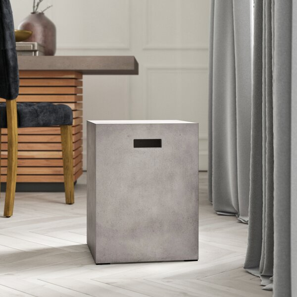 Ranchester Accent Stool by Greyleigh