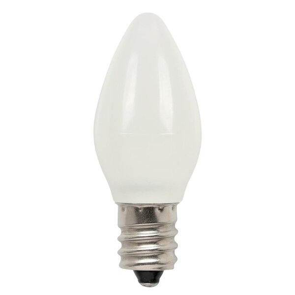 1W E12 LED Candle Light Bulb by Westinghouse Lighting