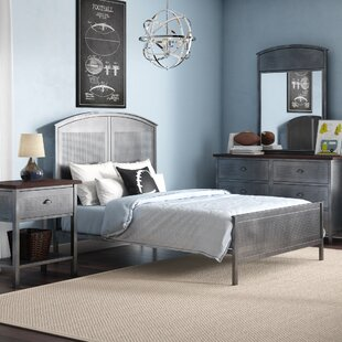 Find for Albert Panel 4 Piece Bedroom Set By Viv + Rae