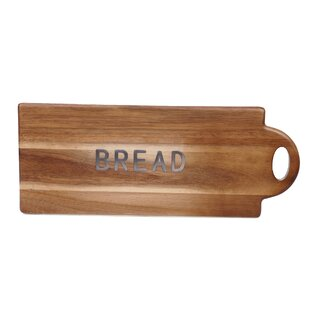 Acacia Wood Bread Board ByCertified International
