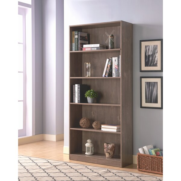 Moorestown Standard Bookcase By Ebern Designs