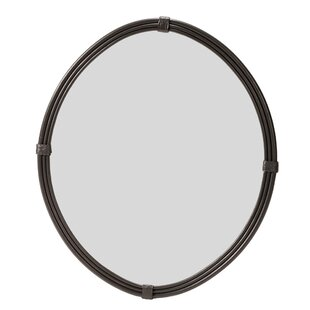Fleur De Lis Living Choquette Large Wall Mounted Mirror