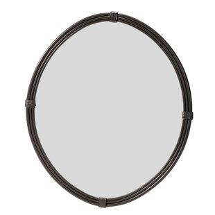 Fleur De Lis Living Choquette Small Wall Mounted Mirror