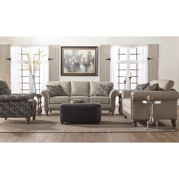 Allmon Configurable Living Room Set By Fleur De Lis Living by Fleur De Lis Living Savings