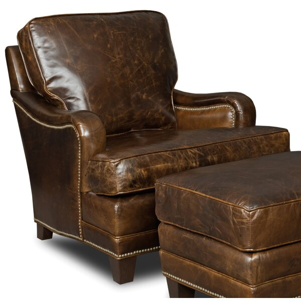 Covington Club Chair by Hooker Furniture