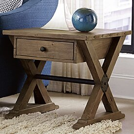 Samar End Table With Storage By 17 Stories