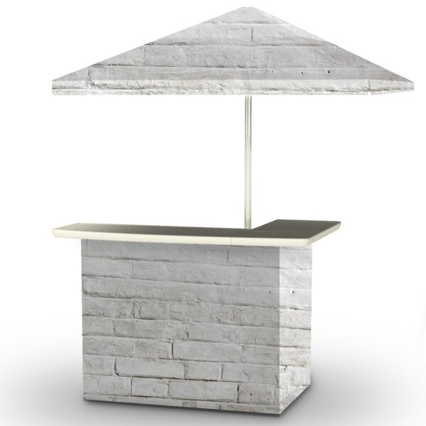 Cinderblock Home bar by Best of Times