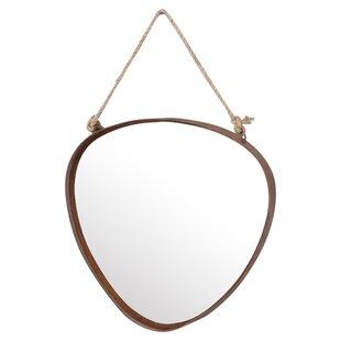 Union Rustic Oak Hill Wall Mirror