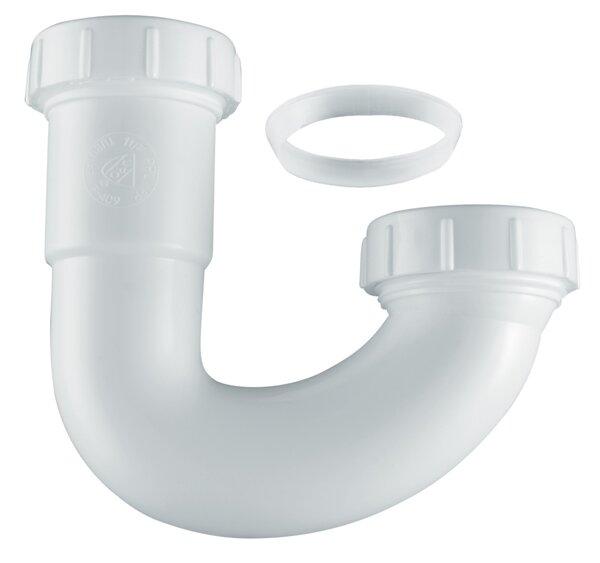 Plastic J-Bend by Waxman